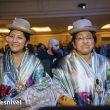 Las Cholitas Bolivianas en Bilbao Mendi FIlm 2019.