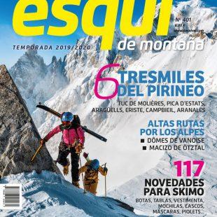Desnivel nº 401. Especial Esquí de montaña 2019/20