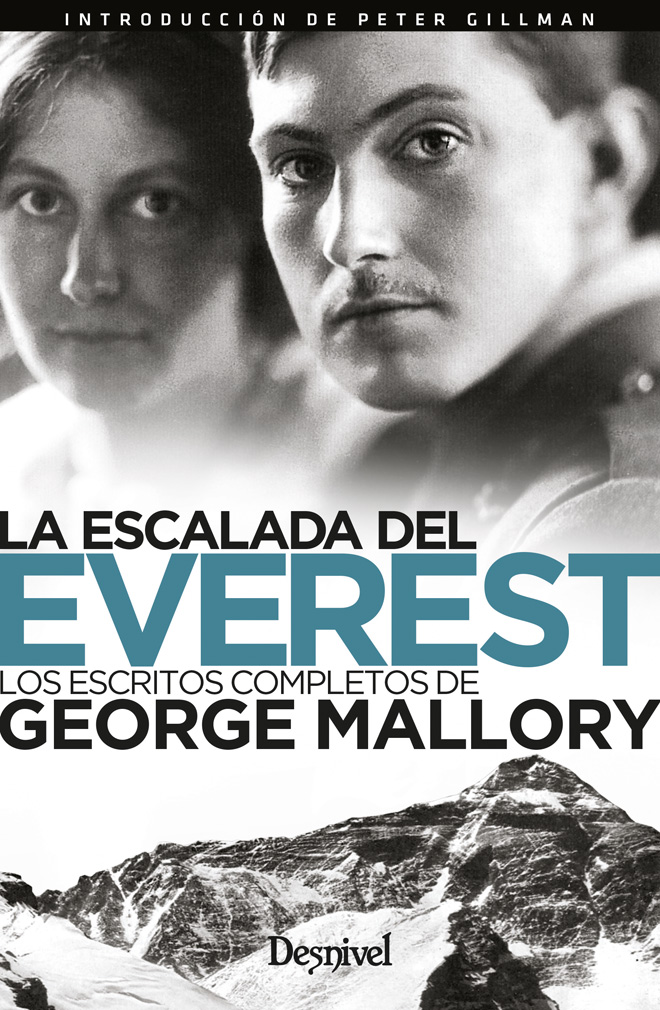 La escalada del Everest, por George Mallory