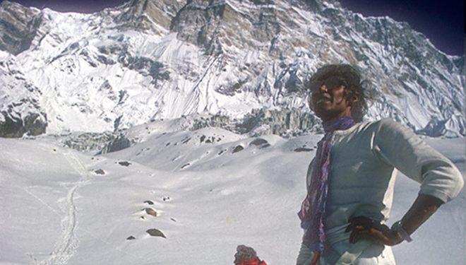 Haston en el Annapurna