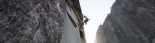 Kevin Jorgeson en 'Blue Collar' 8b en Yosemite