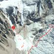 Las aproximaciones de Jost Kobusch al collado Lho La y la arista oeste del Everest invernal