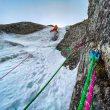 Greg Boswell en las islas Lofoten (Noruega)