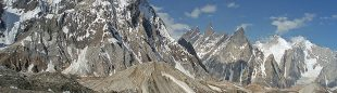 Mitre Peak (6.025 m), Karakórum
