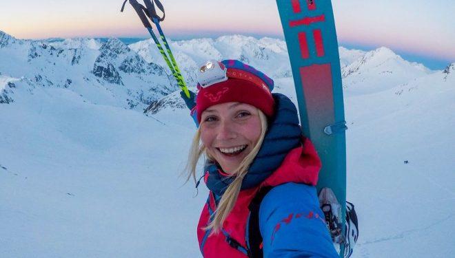 Elisa Deutschmann en la Aventura2Challenge