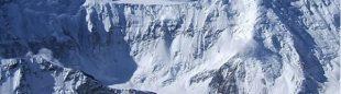 Pico Ismail Samani (7.495 m), en el Pamir (Tajikistan)