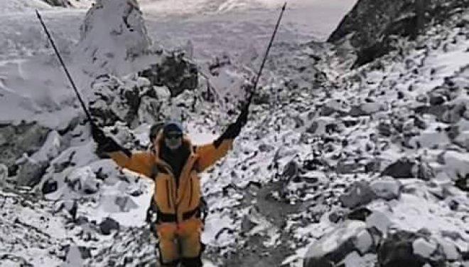 John Snorri y Tomaz Rotar alcanzaron los 6.600 m en el K2 invernal 2020