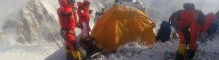 Expedición internacional al K2 invernal 2020