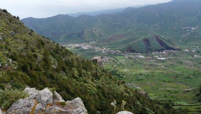 Tenerife Walking Festival 2020.Parque rural de Teno