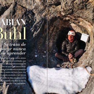 Desnivel nº 405: Entrevista Fabian Bulh