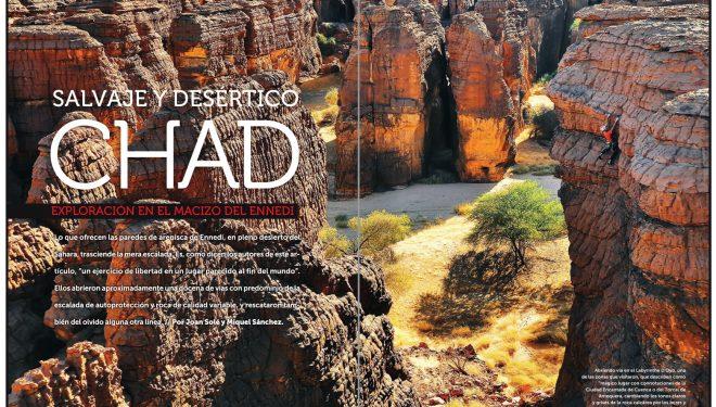 Desnivel nº 405: Chad