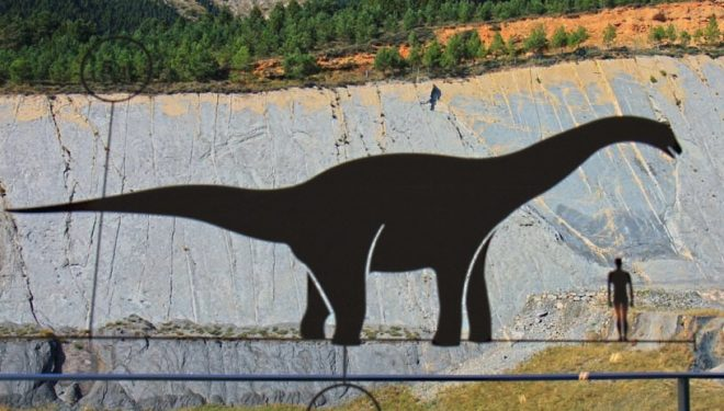 Centro de Interpretación de los Dinosaurios de Fumaya