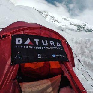 Las condiciones meteorológicas acaban con la expedición invernal al Batura Sar