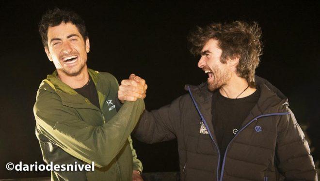 Javier Guzmán y Rafa Gómez, ganadores del Rally 12 horas escalada El Chorro 2020