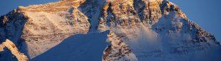 Vertiente norte del Everest