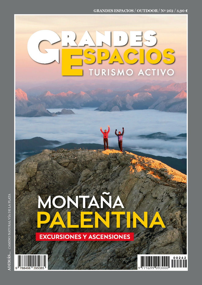 Grandes Espacios nº 262. Especial Montaña Palentina