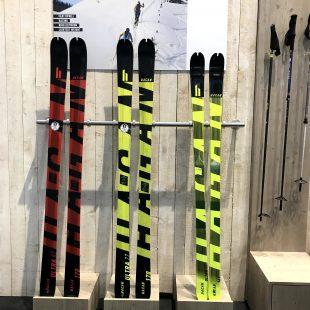 Hagan esquís Ultra. Ispo 2020