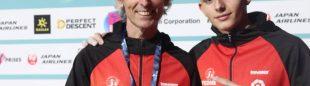 David Macià y Alberto Ginés