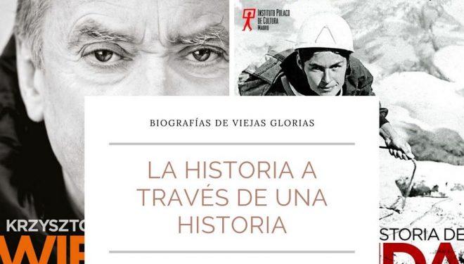 Biografías de viejas glorias