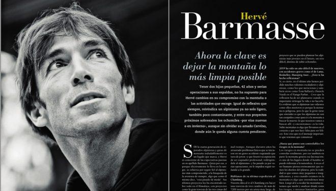 Desnivel 406. Entrevista: Hervé Barmasse