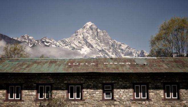 """Proyecto """"Bajo la Gran Montaña"""", Nepal."""