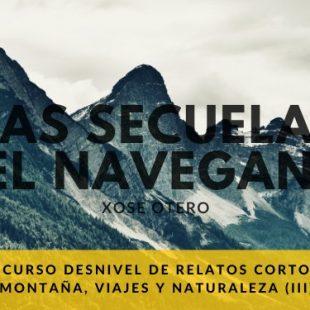 «Las secuelas del navegante» de Xose Otero