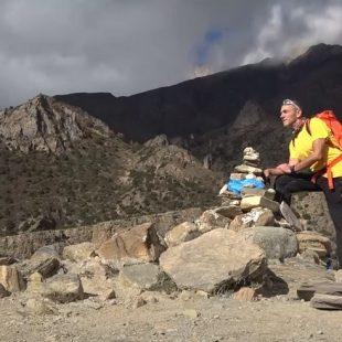 Alberto Ayora al reino de Mustang, al norte de Nepal