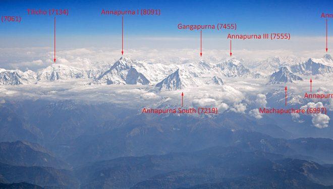 Macizo del Annapurna
