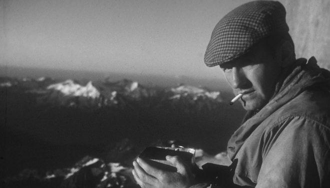 Don Whillans (1933 -1985), alpinista y escalador británico.
