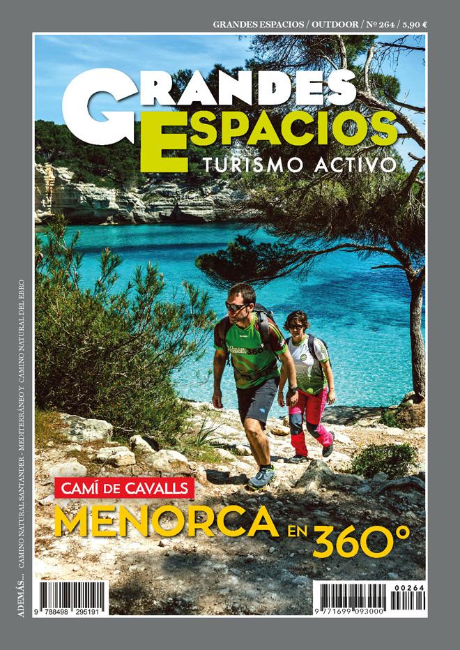 Grandes Espacios nº 264. Camí de Cavalls ~ Menorca en 360º