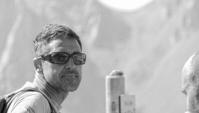 Ignacio Ayllón, especialista en derecho de montaña y montañero.