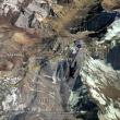 Los mapas andinos, frontera Chile y Argentina.