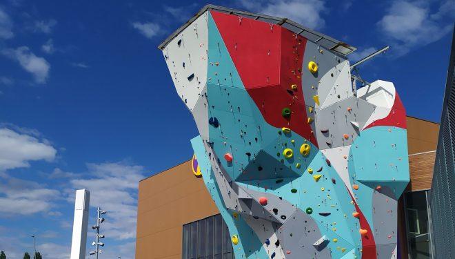 Rocódromo Climbing Planet Zaragoza