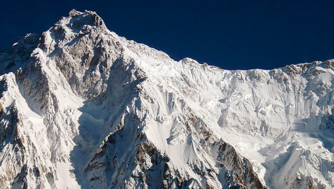 Pared sur del Nanga Parbat, Pared Rupal.