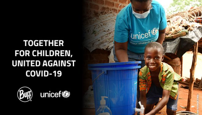 BUFF donará un 2% a UNICEF
