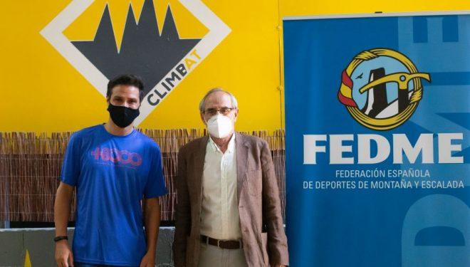FEDME y Climbat/Entre-Prises, firman la ampliación del convenio de colaboración