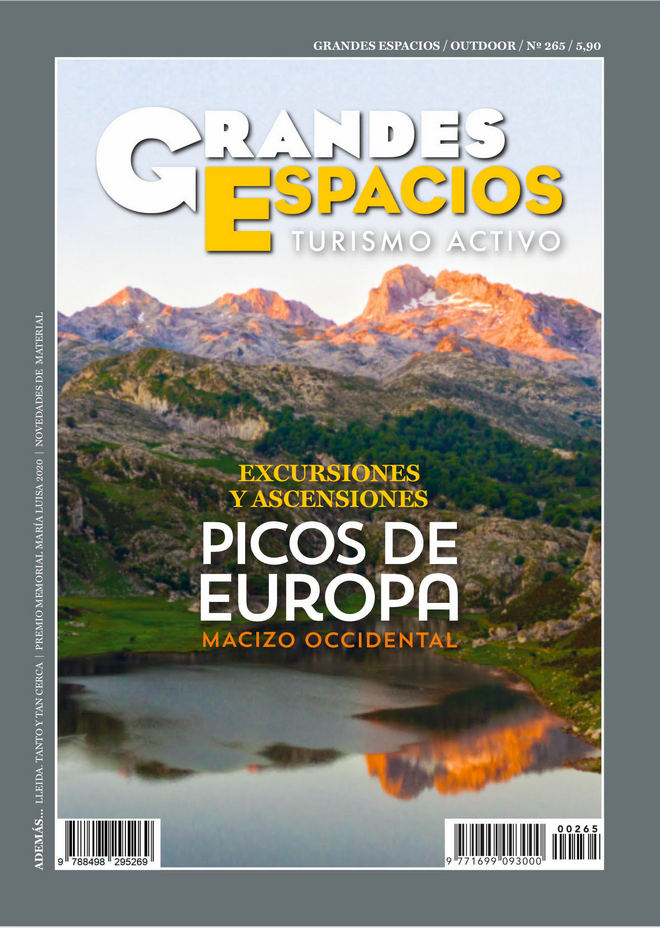 Grandes Espacios nº 265. Especial Picos de Europa