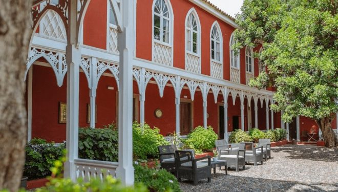 Hotel Rural Las Longueras. Gran Canaria Natural & Active