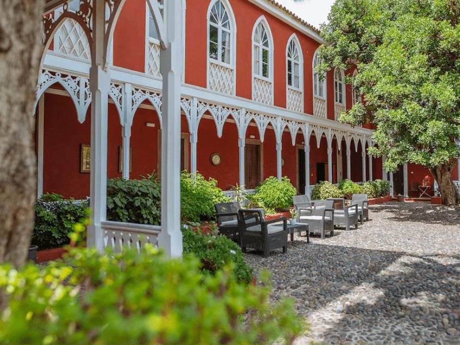 Hotel Rural Las Longueras. Gran Canaria Walking Festival