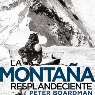 La montaña resplandeciente, por Peter Boardman