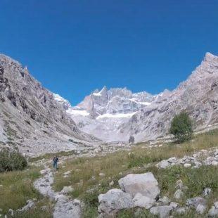 Grand Pic de la Meije - Climb & fly por Jonathan Trango