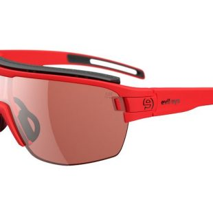Gafas evil eye pro red matt LST