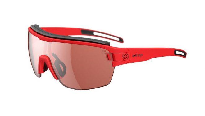 Gafas evil eye pro red matt LST