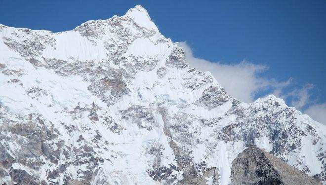 Gangkhar Puensum (7.570 m), en Bután.