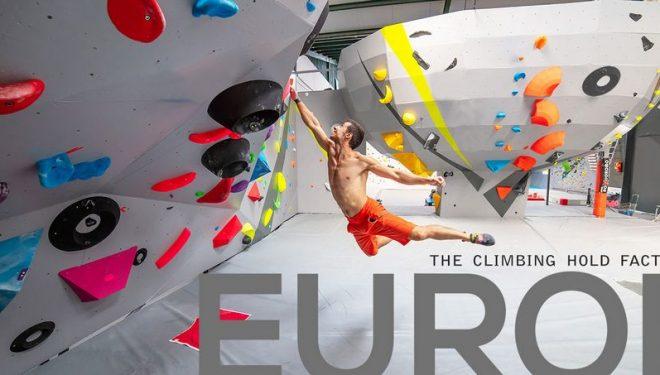 Presas de escalada Euroholds