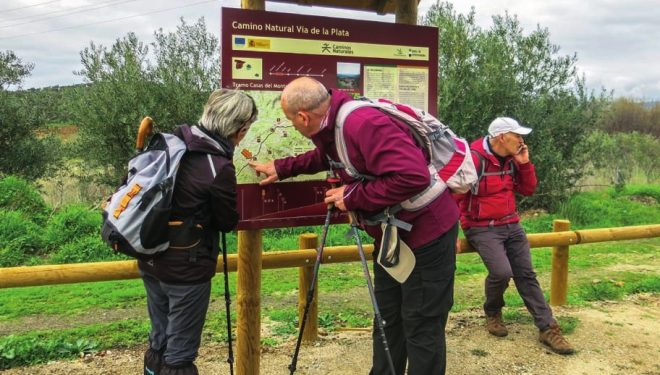 Camino Natural Vía de la Plata