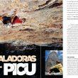 Desnivel nº 408 Escaladoras en el Picu