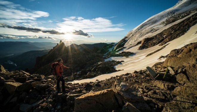 Trekking con la Bota Lowa Explorer Gtx Lo