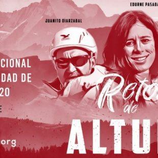 Retos de altura. Mesa redonda con Juanito Oiarzaba, Edurne Pasabán y Carlos Soria