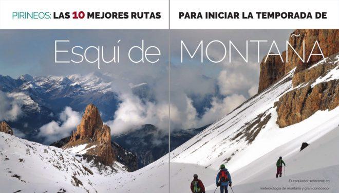 Desnivel nº 409. Especial Material + Especial Esquí